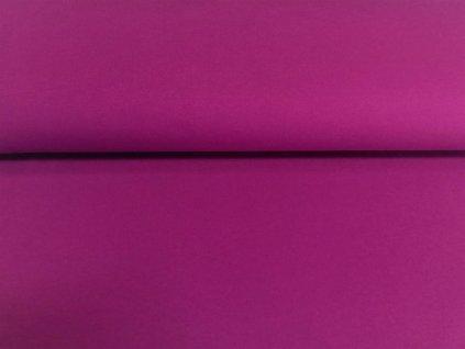 2081 bavlnena teplakovina s elastanem ostruzinova tmava 5m