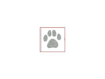psí stopa mini