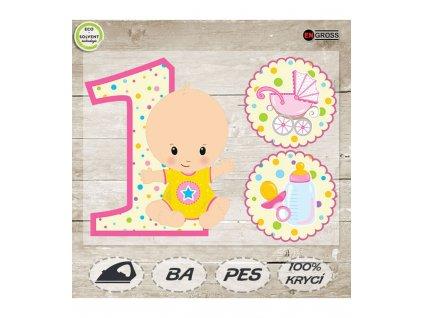 1 narozeniny