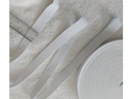 Guma tkaná hladká š. 2 cm