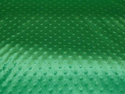 Minky zelená