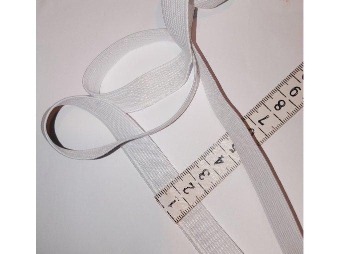 Guma tkaná hladká š. 1,5 cm