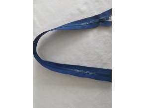zip kostěný námořnická modrá plastový 45cm