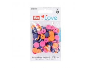 patentky prym love kulate color snaps 393006 12 4 mm