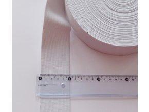 Guma tkaná hladká š. 5 cm