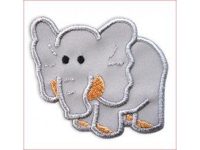 slon vyšívany