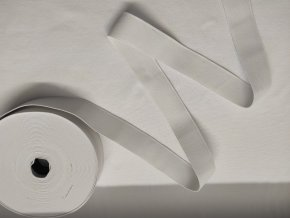 Guma tkaná hladká š. 3 cm