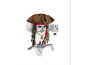 sova pirát