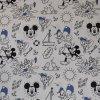 Plátno bavlněné Disney Mickey a Donald licenční
