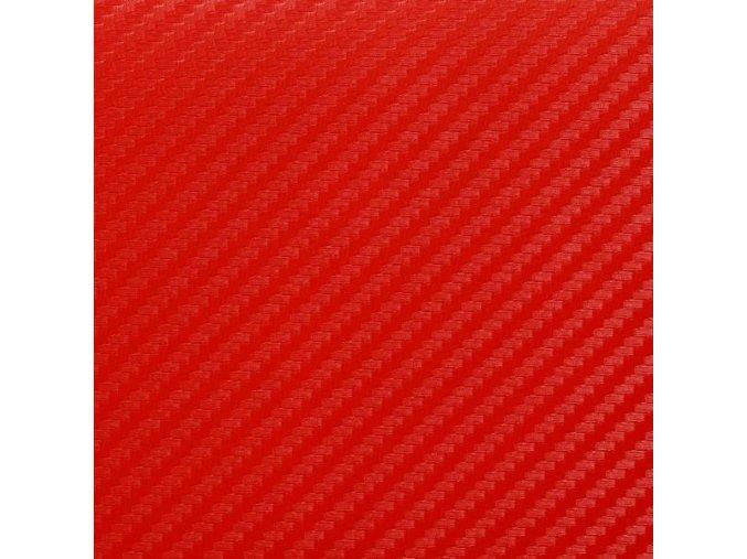 karbon folie cervena