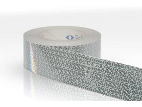Reflexní páska Reflexite VC104+ bílá na pevný podklad