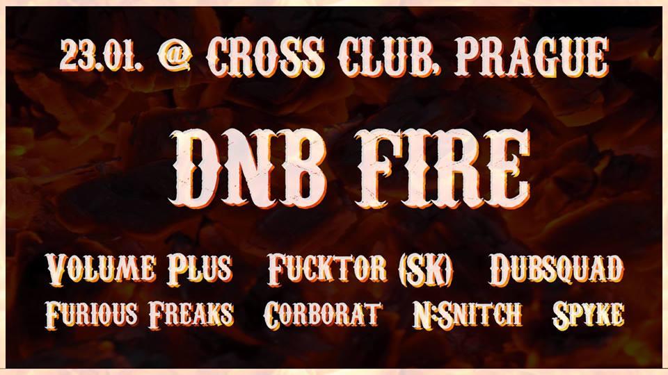 23.1.2018 DNB FIRE CrossClub