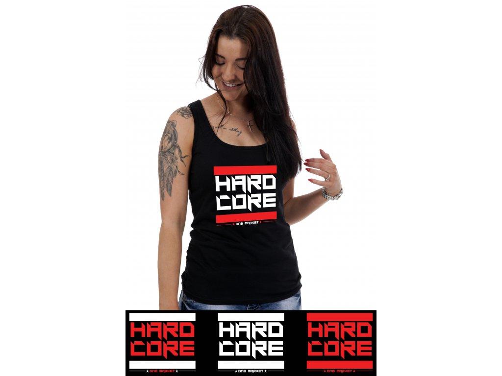 tilka cerna damske hardcore