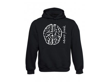mozek mikinaSkapuci cerna panska