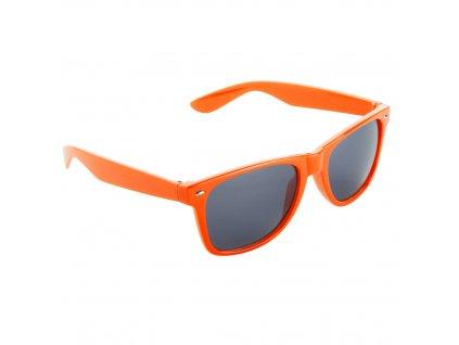 Brýle FESTIVAL / oranžové /