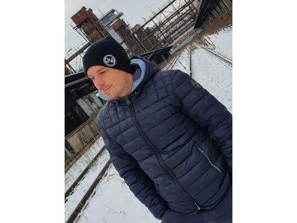Zimní čepice DNB Round