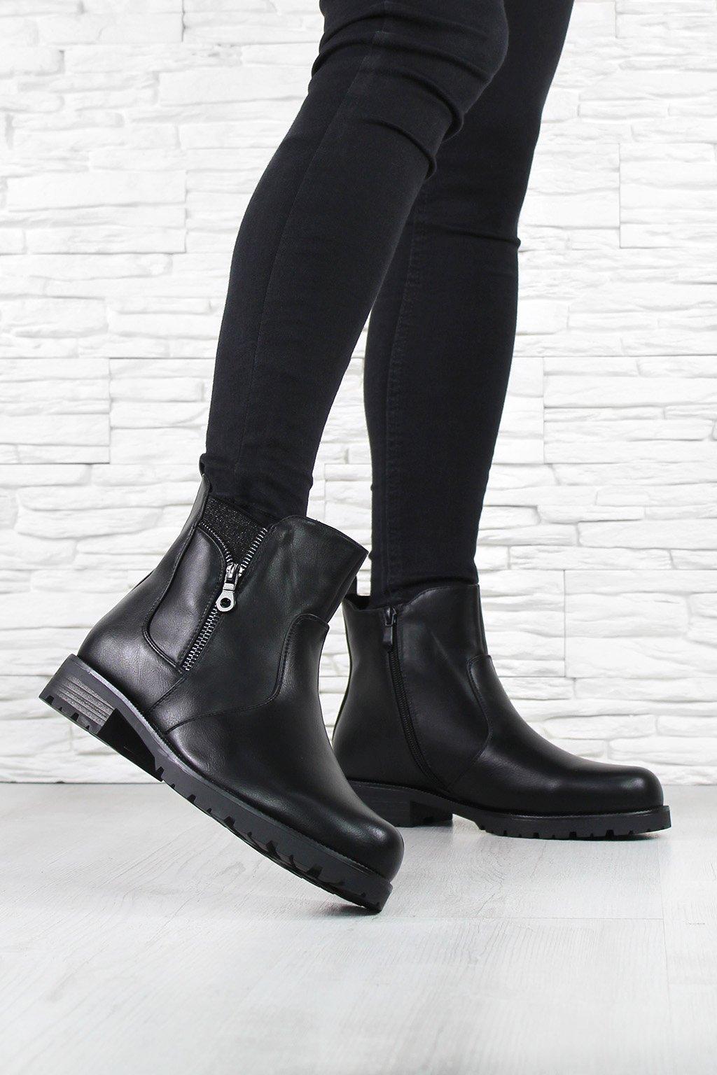 Kotníkové boty SG 337B (3)