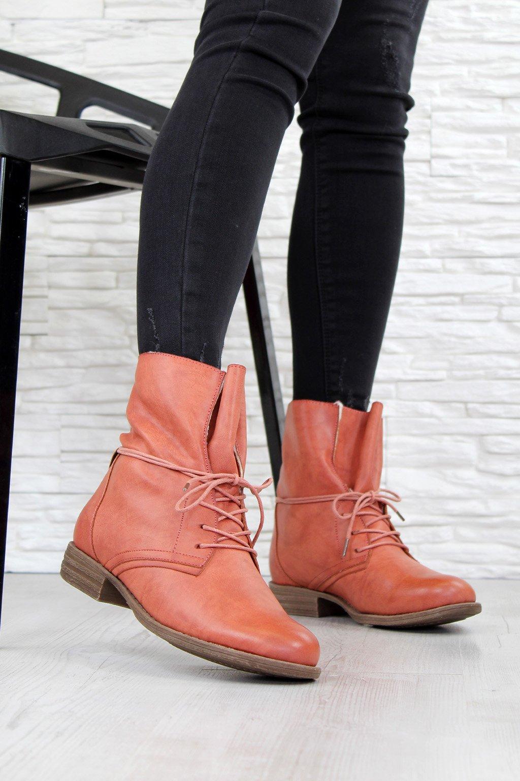 6697 3BUR Dámské kotníkové boty (3)