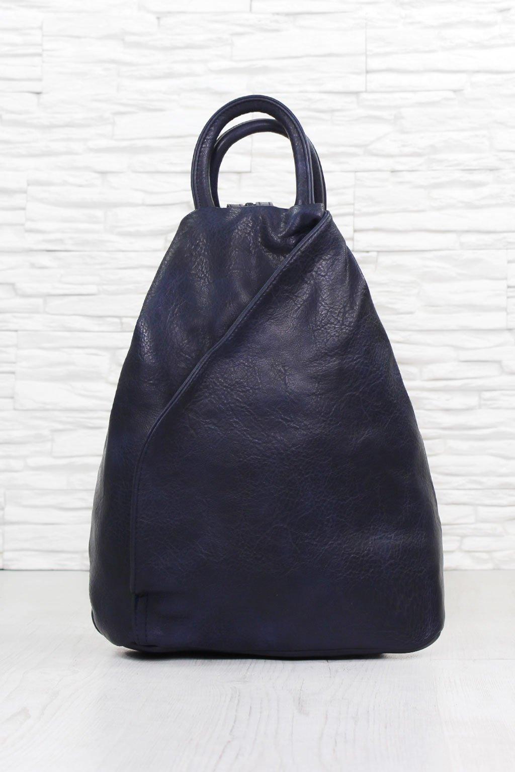 Dámský městský batoh ZXJ803BL (1)
