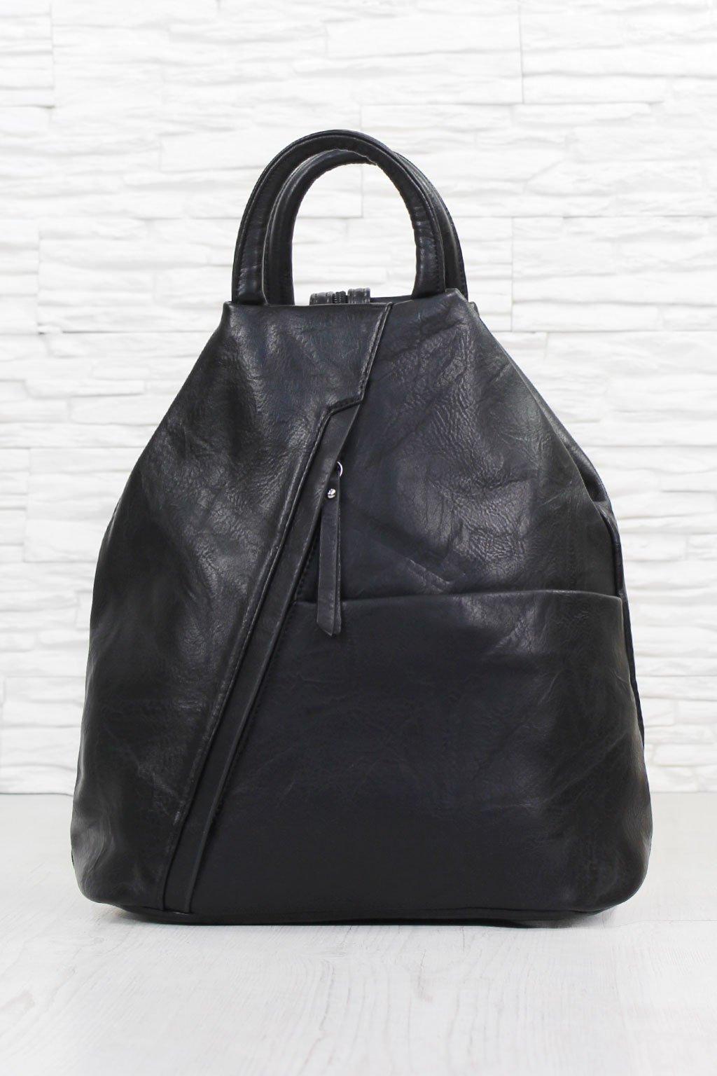 Černý batoh 7175B (1)