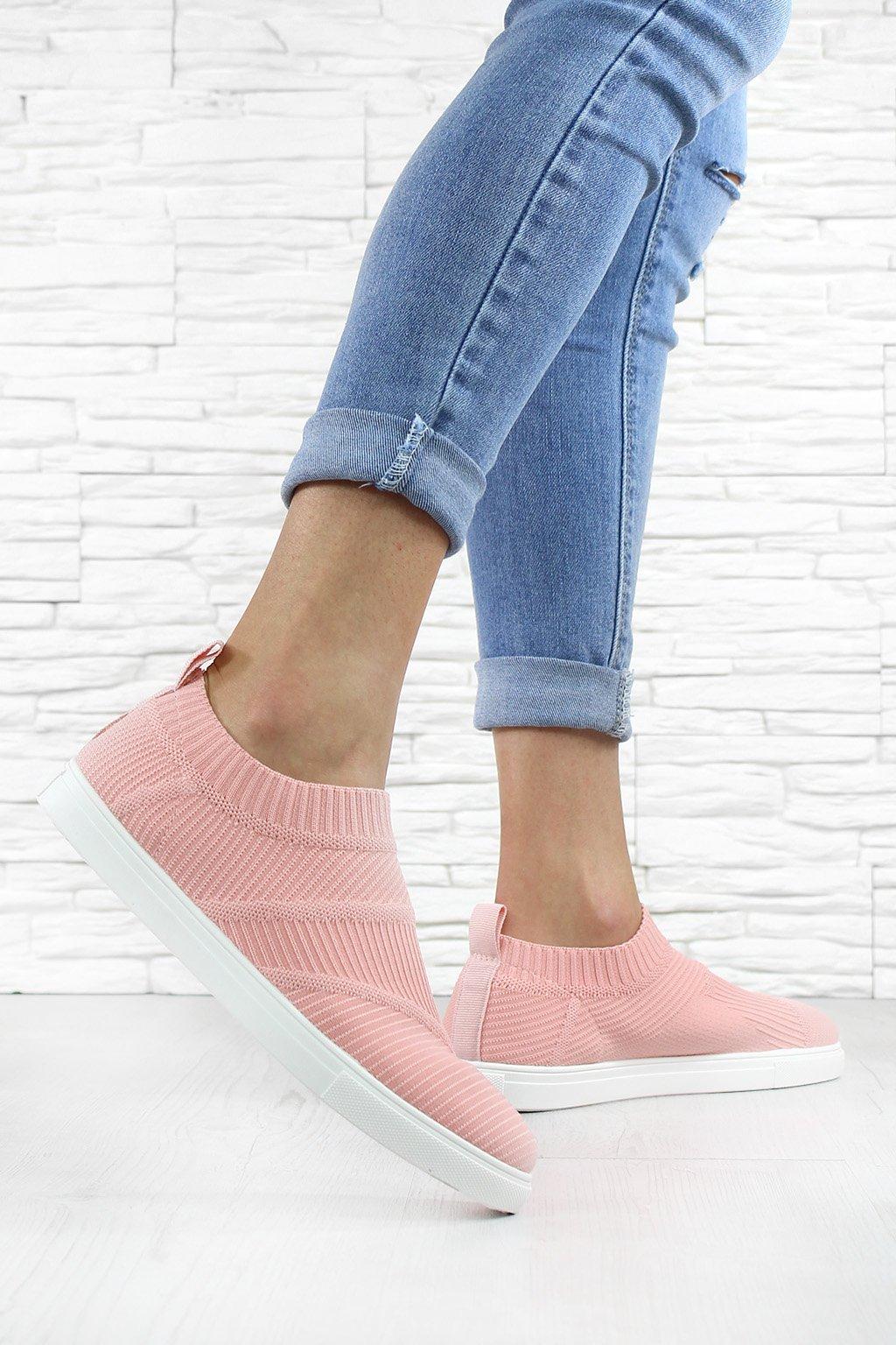 Ponožkové tenisky SW6269PI (3)