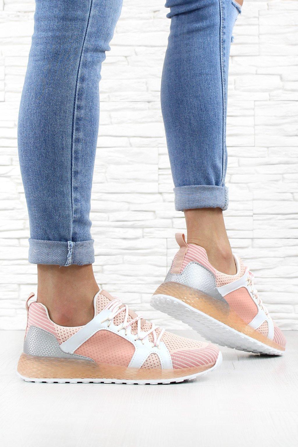 Pink sneakers 8 K696C (1)