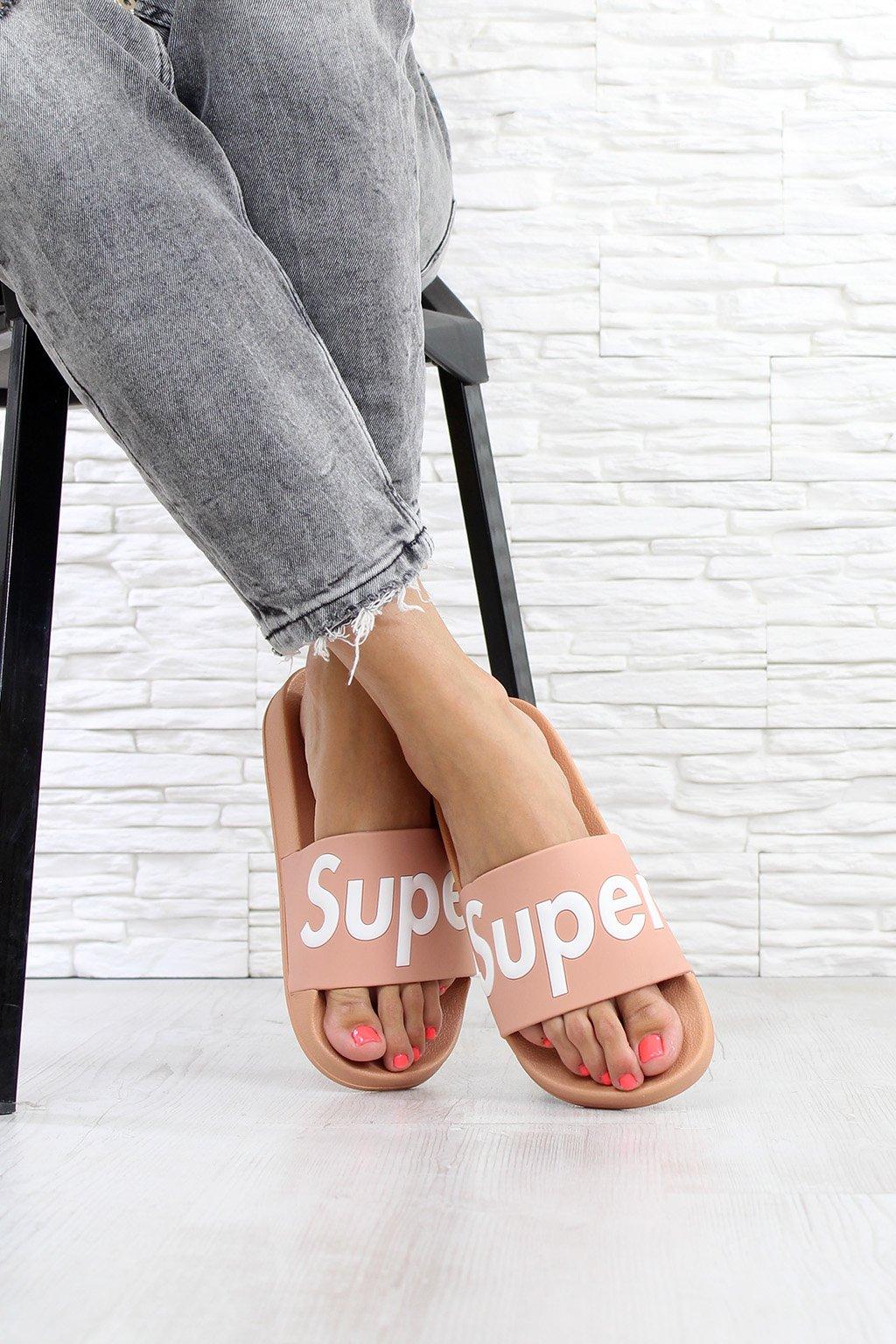 Dámské pantofle 7 S176C (2)