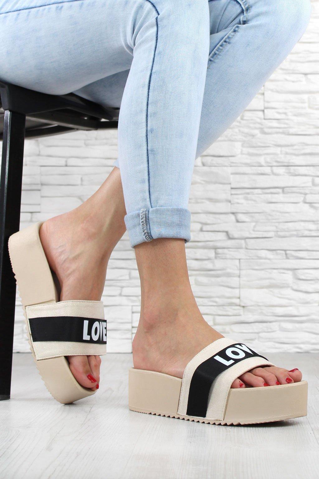 Pantofle Love 7 S166D (1)