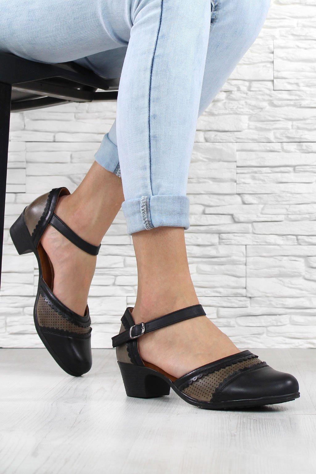 Dámské sandály 8003 1B (2)