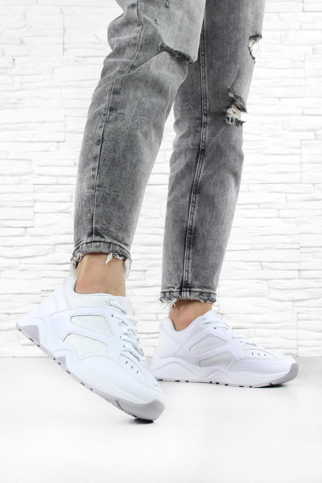 Sneakers shoes DS11905WH (2)