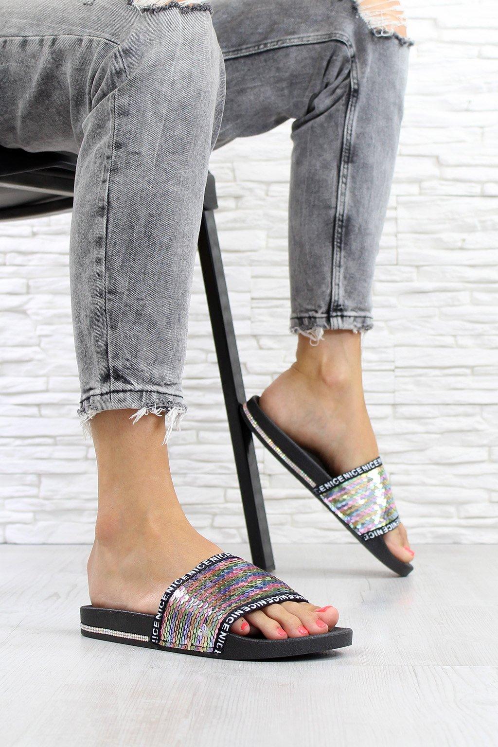 Zdobené pantofle BG50P (1)