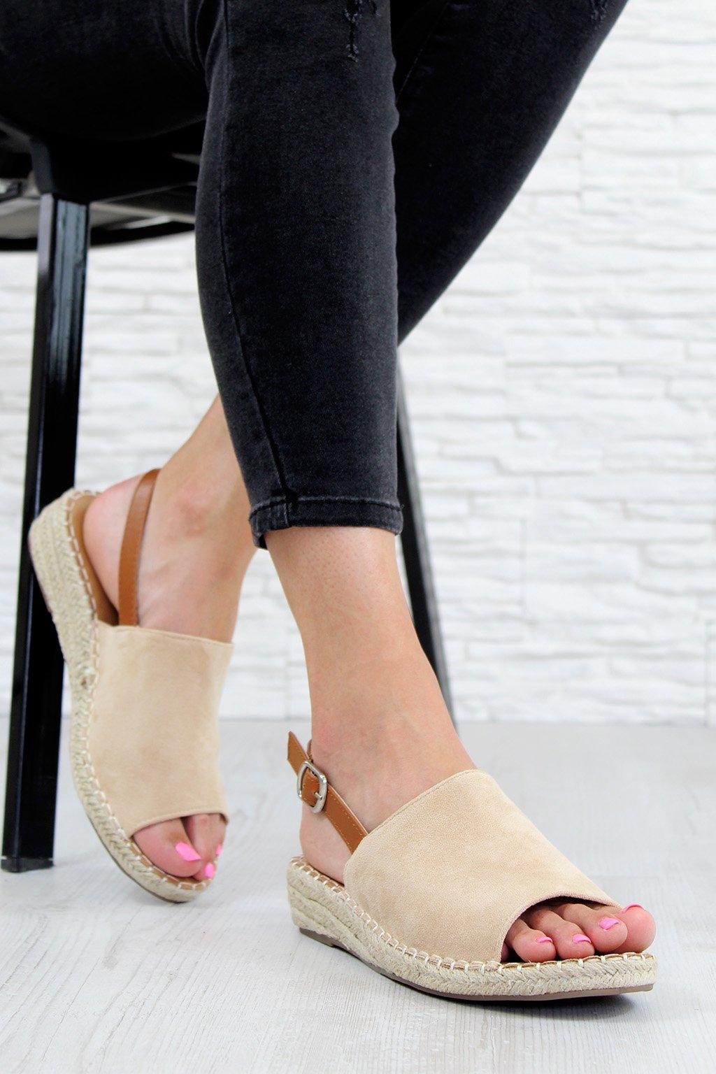 Y001 3BE Sandály s otevřenou špičkou (2)