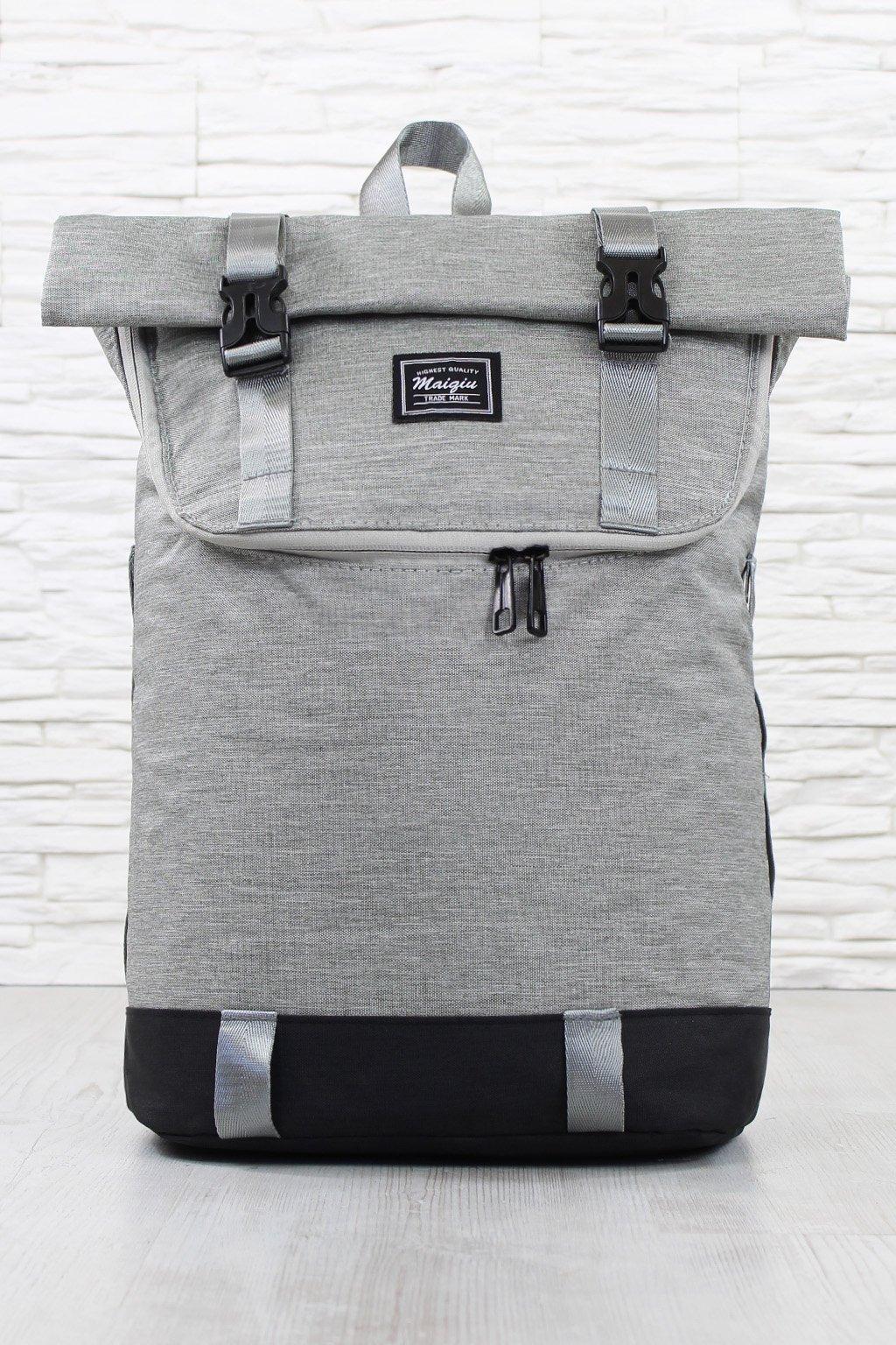 Rolovací batoh DR 9019G (1)