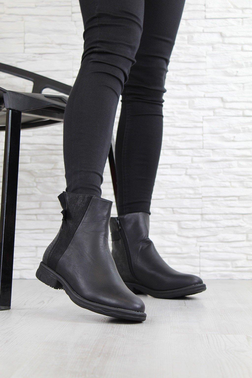 Kotníkové boty 2087B (4)