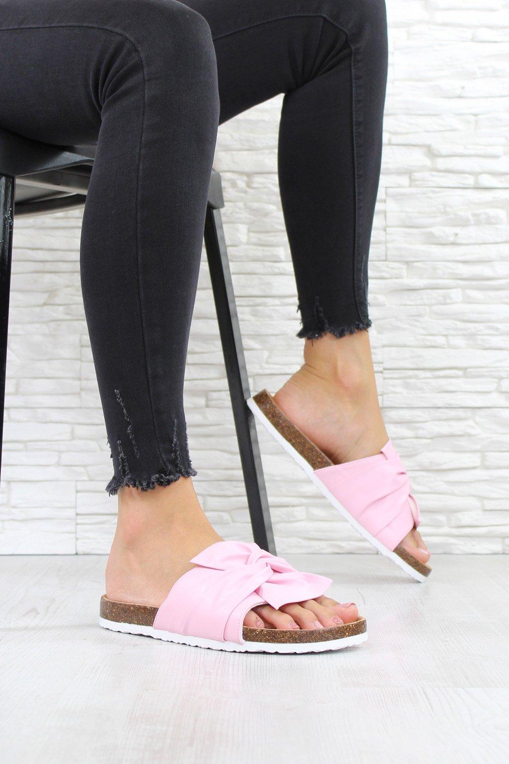 Růžové pantofle 2004PI (1)