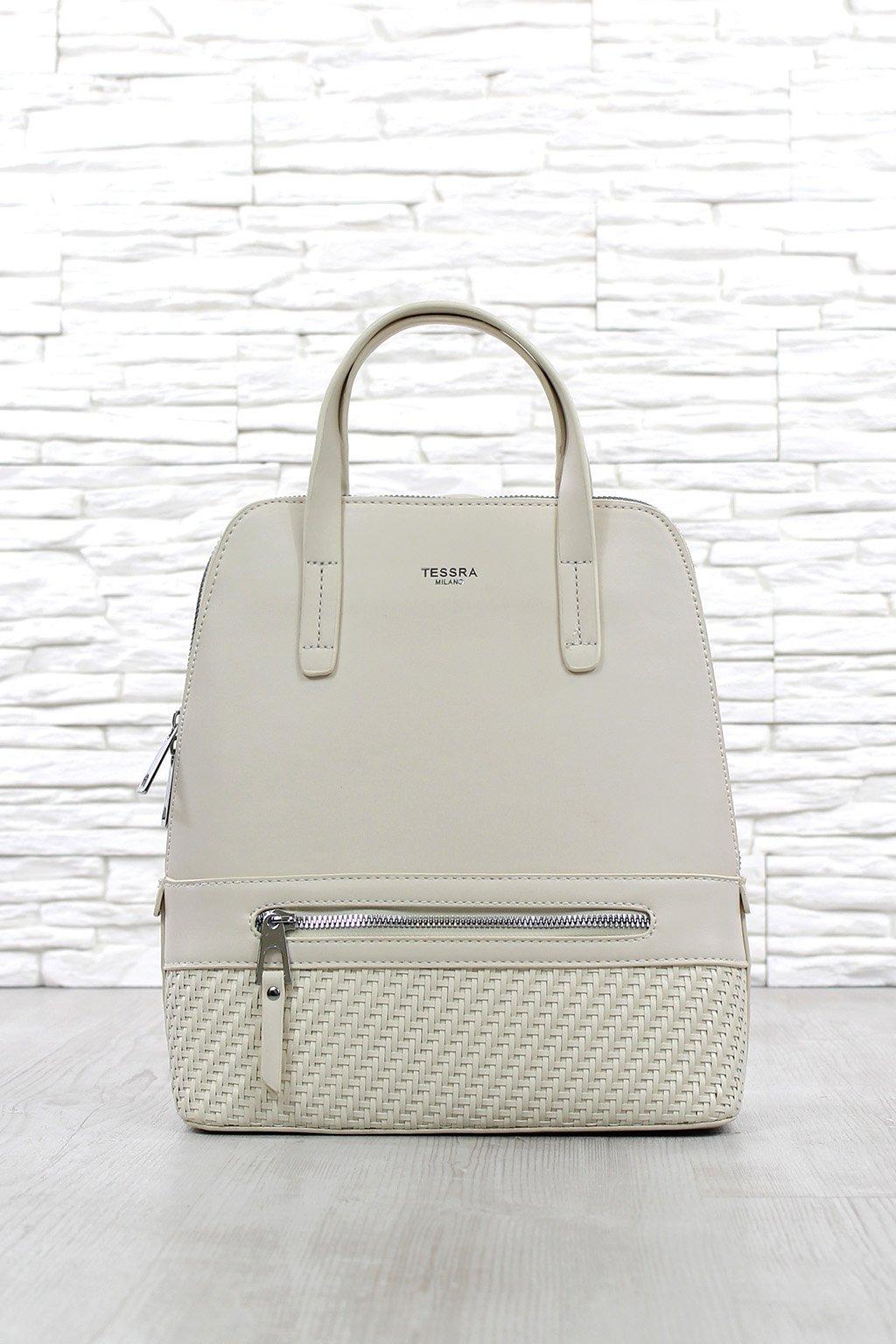 Béžový batoh 5519 TS (1)