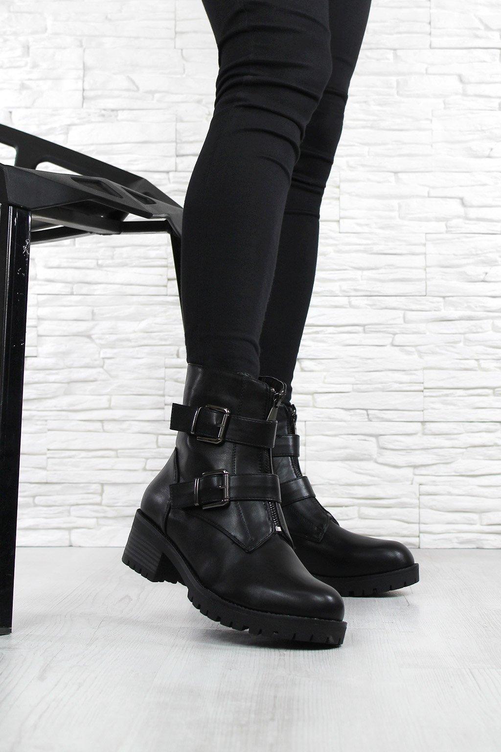 Dámské boty W118 1B (2)