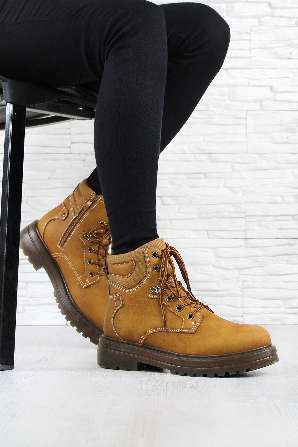 Dámská zimní obuv D002CA (1)