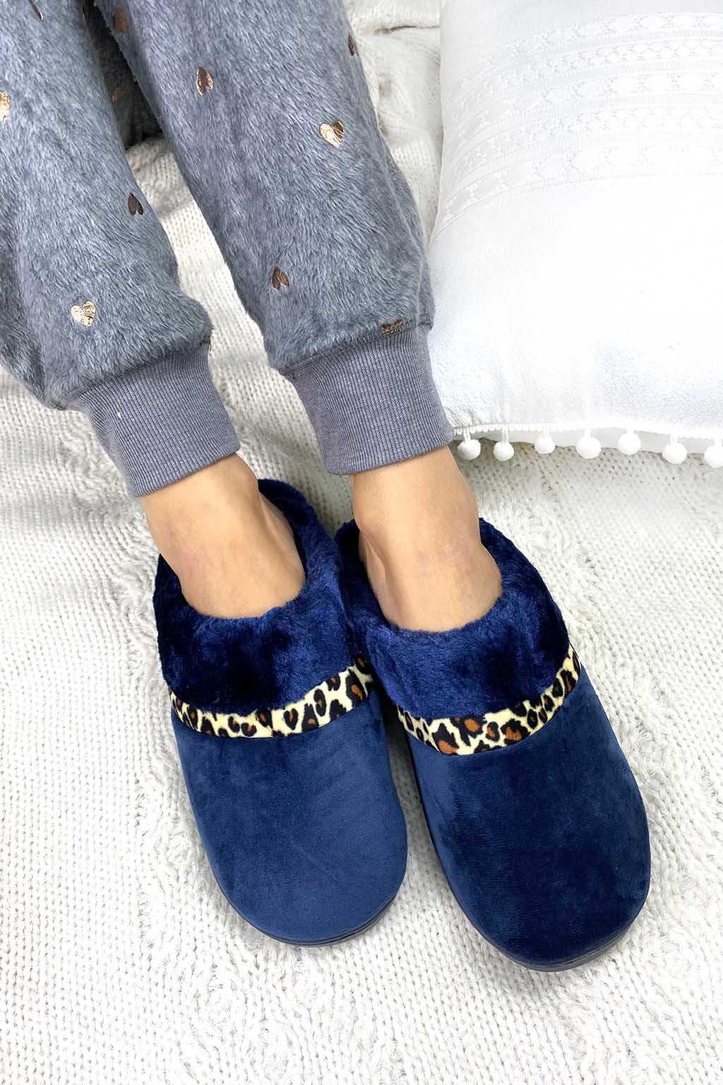 Dámská domácí obuv