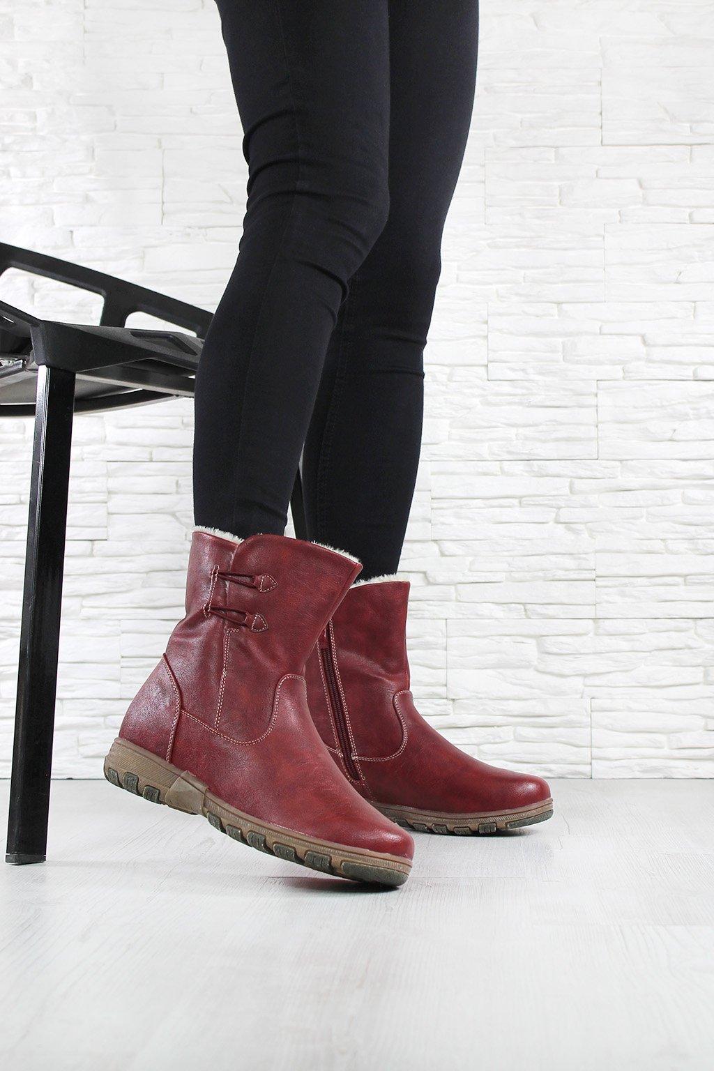 Dámské kotníkové boty 5751 4R (3)