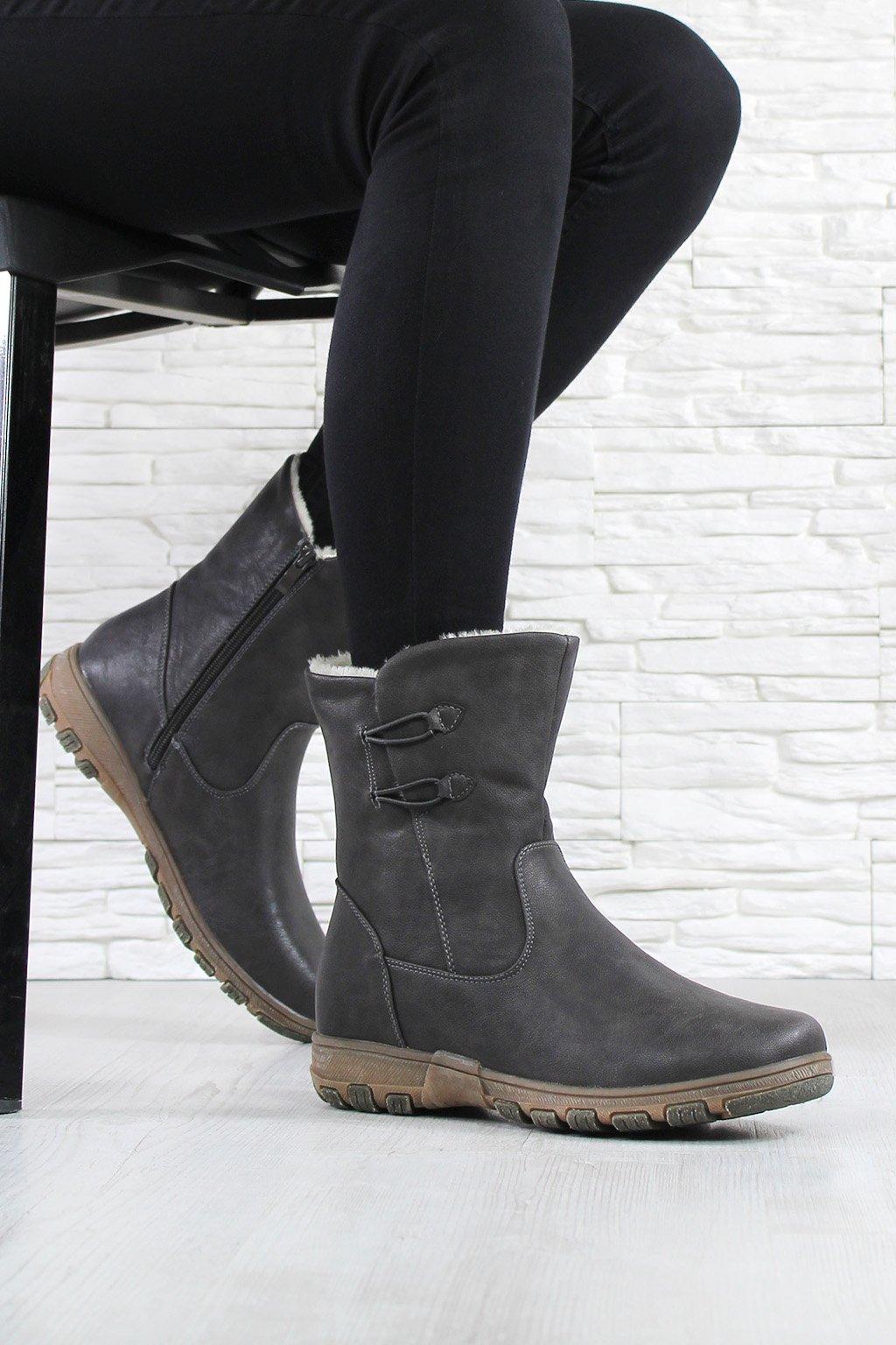Dámské kotníkové boty 5751 5G (1)