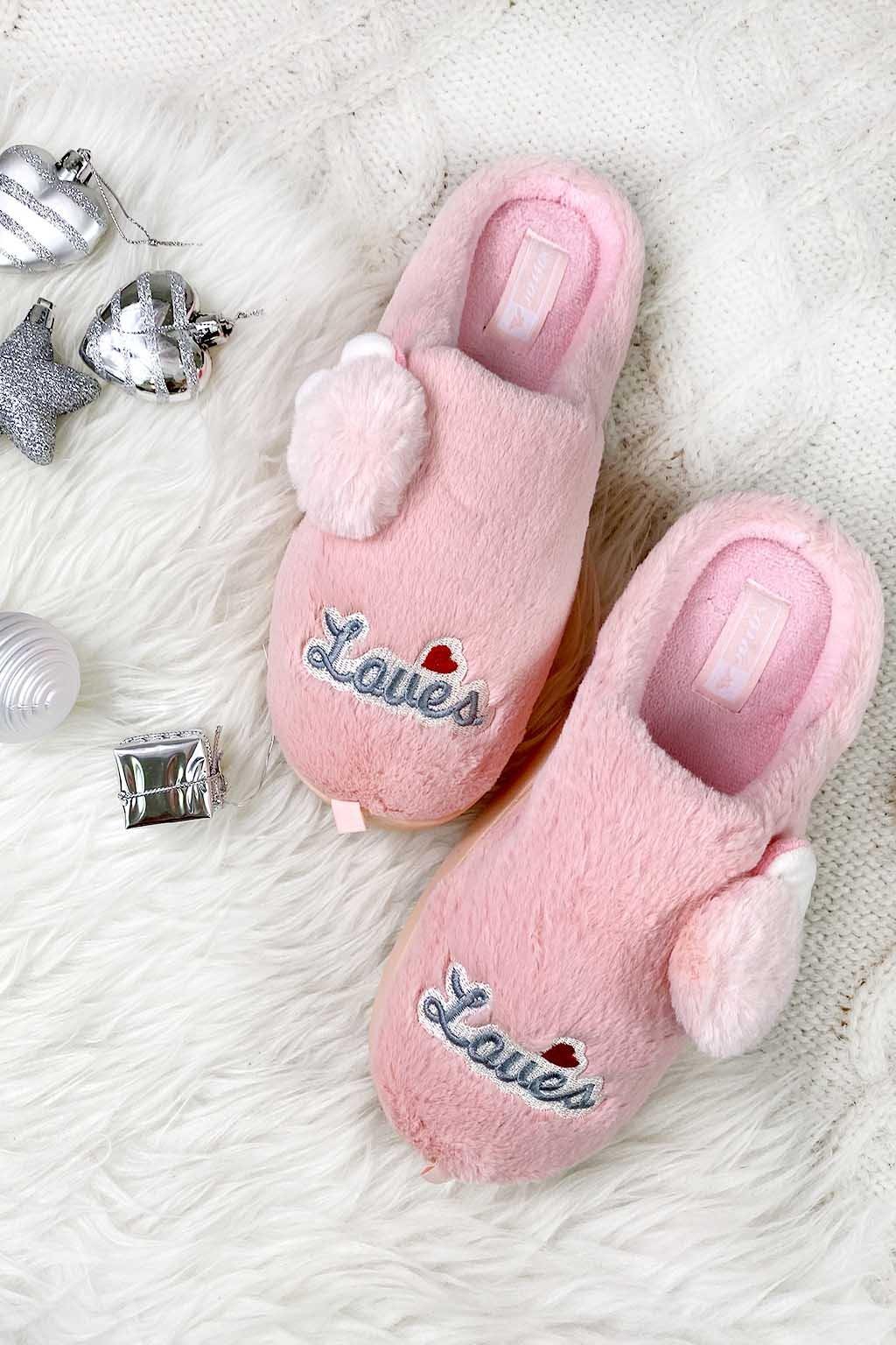 Dámské papuče