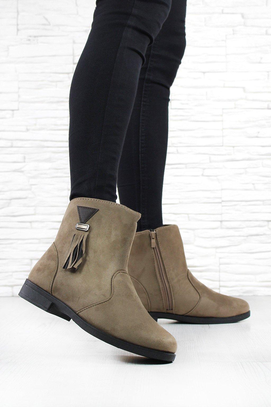 Kotníkové boty H 13KH (3)