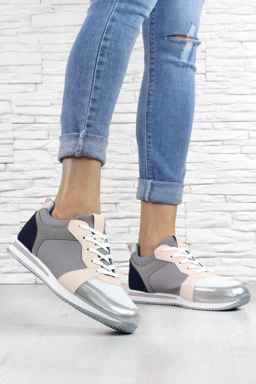 Dámské botasky AB668BL (1)