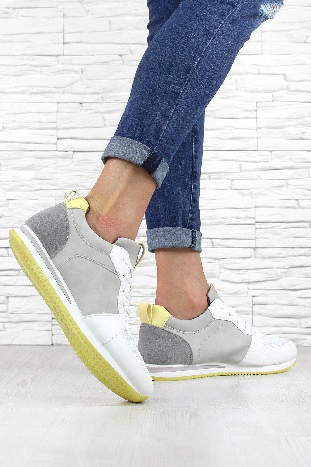 Dámské botasky AB668YE (3)
