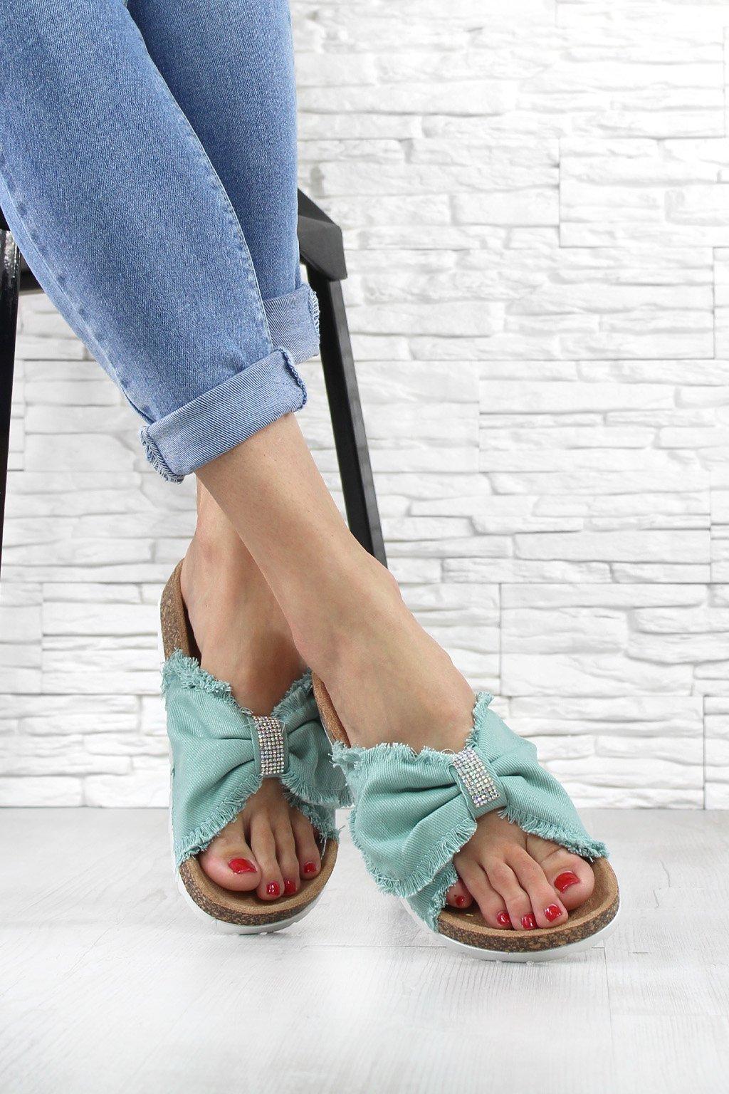 Korkové pantofle BG60GR (1)