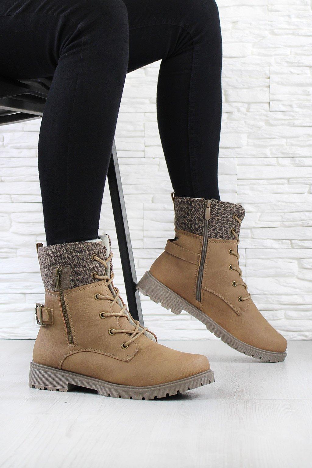Dámské kotníkové boty 22625KH (1)
