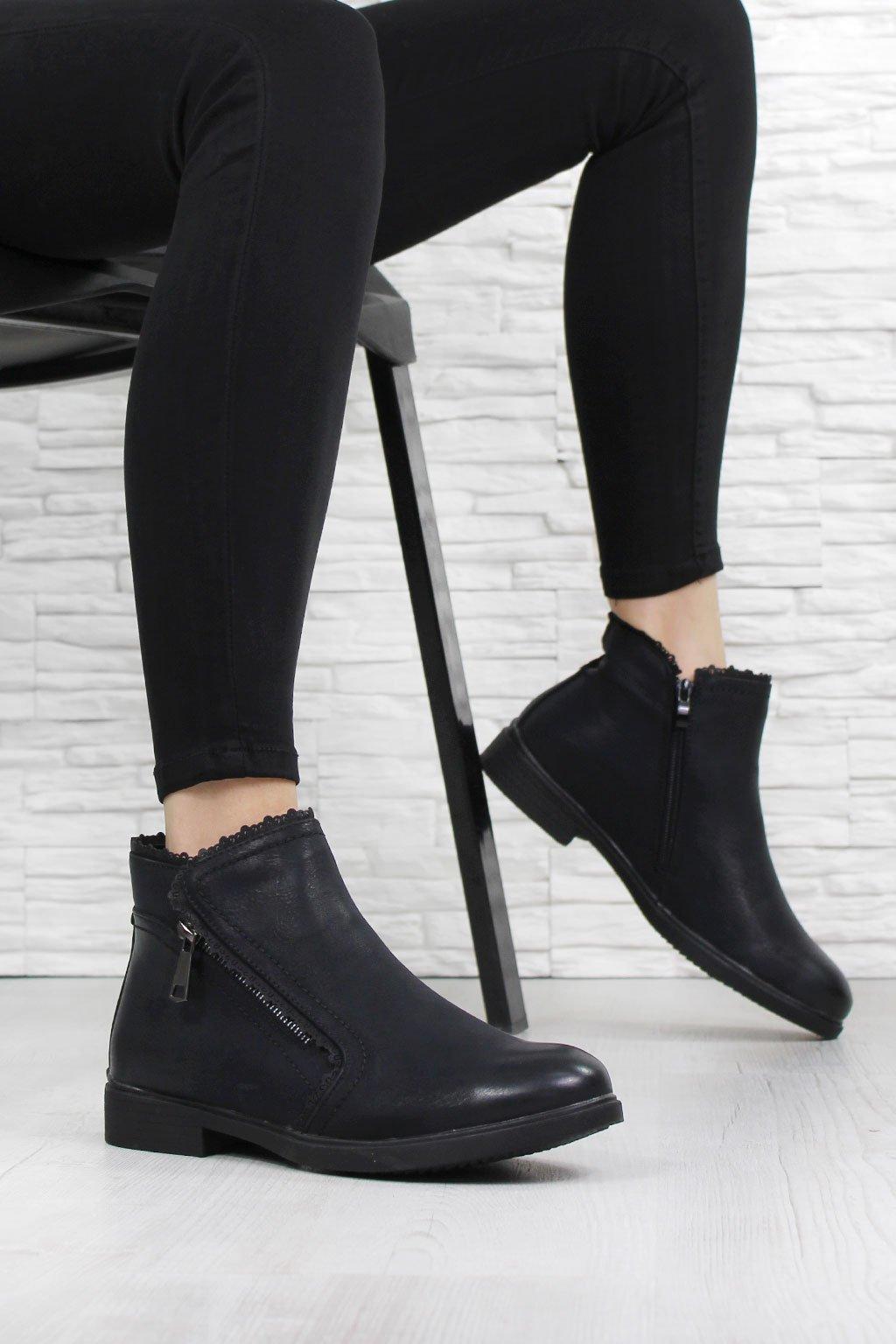 Dámské kotníkové boty 1288 6B (1)