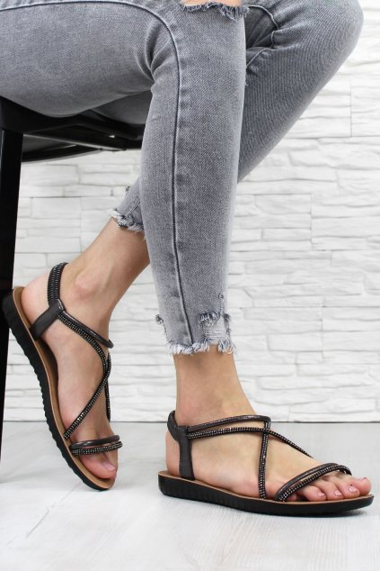 Dámské sandálky CZ109B (2)