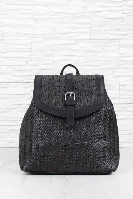 Dámský batoh slaměný 7459B (2)